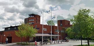 FOI i Linköping - Foto: Google Maps