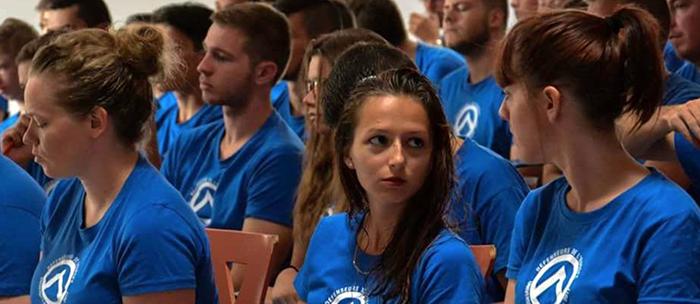 Åtal väcks mot 17 österrikiska identitärer - Foto: Generation identitaire