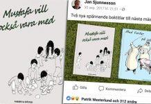 Jan Sjunnesson polisförhör 2018 för hets mot folkgrupp