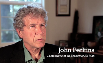 John Perkins - Photo: G Project