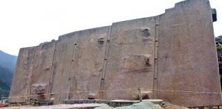 Ollantaytambo Megalith Sun Temple - Foto: Phenomenal Travel Videos