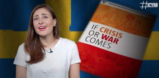 RT skojar om Sveriges krigsberedskapsbroschyr 2018