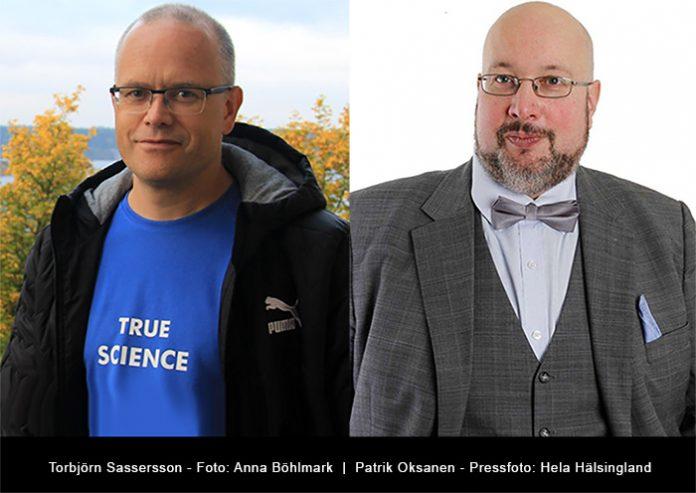 Torbjörn Sassersson - Foto: Anna Böhlmark | Patrik Oksanen - Pressfoto: Hela Hälsingland