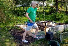 Torbjörn Sassersson 15 maj 2018, Muskö. Fotot: NewsVoice.se