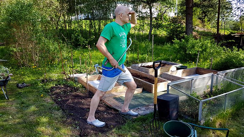 Torbjörn Sassersson 15 maj 2018. Fotot: NewsVoice.se