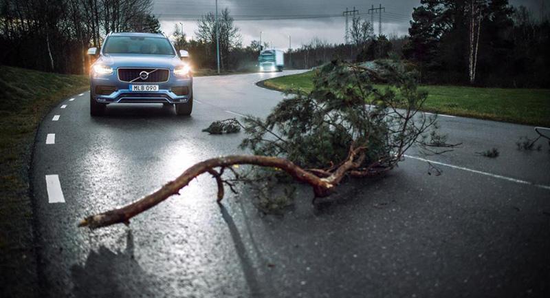 Trafiksäkerhet - Foto: Volvo Cars