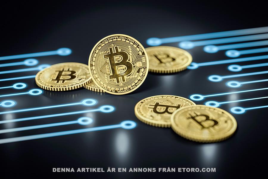 Bitcoin - Etoro.com - Foto: Crestock.com