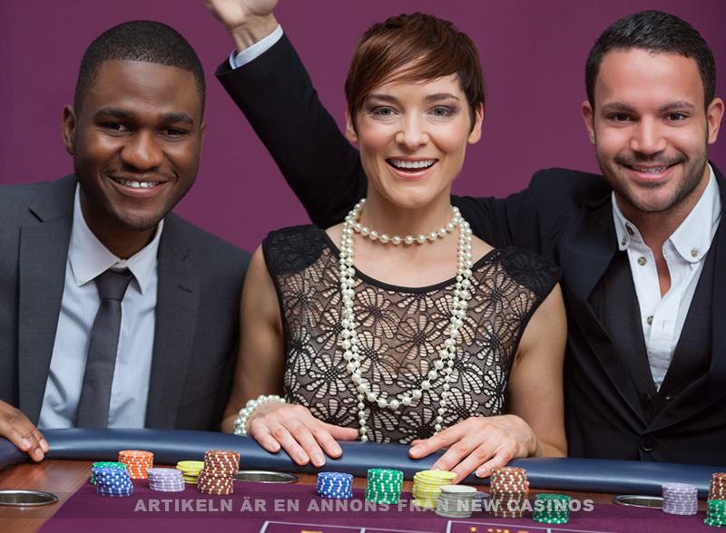 Annons från New Casinos - Foto: restock