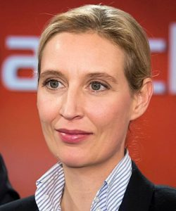 Alice Elisabeth Weidel - Foto: Superbass, Wikimedia Commons, CC BY-SA 4.0