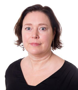 Åsa Wallentin, presstaleskvinna, region Sthlm - Pressfoto: Sara Brynedal, Polisen.se