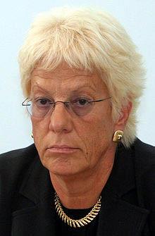 Carla del Ponte - Foto: Evstafiev, Wikimedia Commons, Public Domain