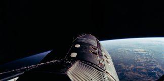 Rymdkapseln Gemini 12. Foto: NASA, CC BY 2.0