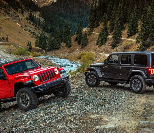 Jeep Wrangler Family - Product Photo: Jeep.com