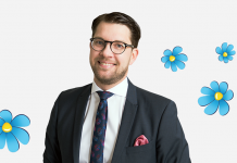 Jimmie Åkesson - Pressfoto: SD.se