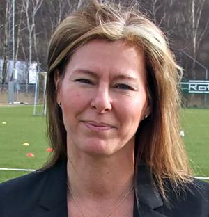 Lena Rönnefors, turneringsledare Ghotia Cup - Creative Commons