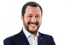 Matteo Salvini - Pressfoto matteo Trani, Italienska inrikesministeriet, Wikimedia Commons, CC BY 3.0 it