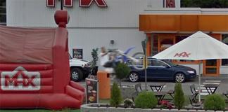 Max Norsborg - Montage: Google Maps och foto från YouTube