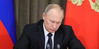 Putin - Foto: Mikhael Klimentyev, Sputnik News