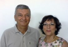 Stefano Montanari och Antonietta Gatti. Foto: private foto Respectfulinsolence.com