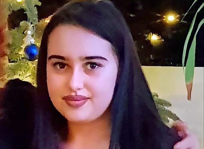 Judinnan Susanna Maria Feldman mördades av ekonomisk migrant, privat foto