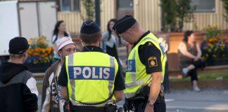 Svenska polisen - Foto: Hubert Elming, Mostphotos.se