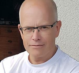 Torbjörn Sassersson, juni 2018 - Foto: F. Sassersson