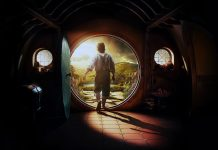The Hobbit - Filmaffisch - Image credit: New Line Cinema, Metro-Goldwyn-Mayer (2012)