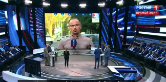 Vesti News rapporterar om händelseutvecklingen i Donbass