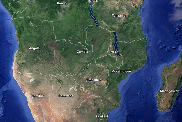 """Regeringen presenterar ett nytt """"strategiskt"""" samarbete med Zambia"""