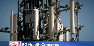 5G Sacramento installation 2018 - 13 CBS Sacramento