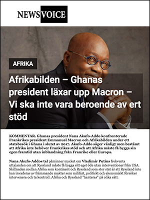 Afrikabilden - NewsVoice