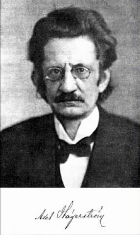 Axel Hägerström - Foto: public domain, PD-US