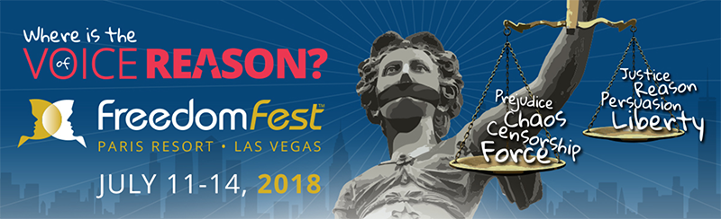 Freedomfest 2018 - Voice of Reason