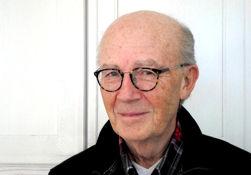 Lars Bern nomineras till Hans Bergström-priset