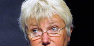 Marianne Samuelsson - Foto: Johannes Jansson, license: CC A 2.5