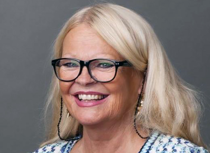 Marie Karlsson Tuula - Pressfoto: Karlstads Universitet