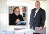 Mikael Odenberg th (foto Gustaf Mårtensson) och Johan Thyberg tv (foto privat). Montage: NewsVoice.se