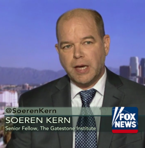 Soeren Kern - Foto: Fox News