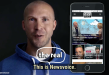 The Real NewsVoice - Montage: Newsvoice.se