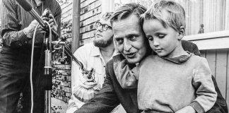 Olof Palme i Vällingby 1967. Foto: Public Domain, Creative Commons