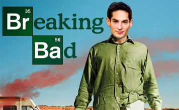 Peter Wolodarski is Breaking Bad - Montage: NewsVoice