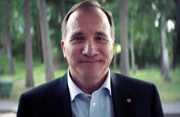 Socialdemokraternas valfilm lovar strunt och håller tunt