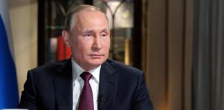 Vladimir Putin, 2018 i Kaliningrad - Pressfoto: Kremlin.ru