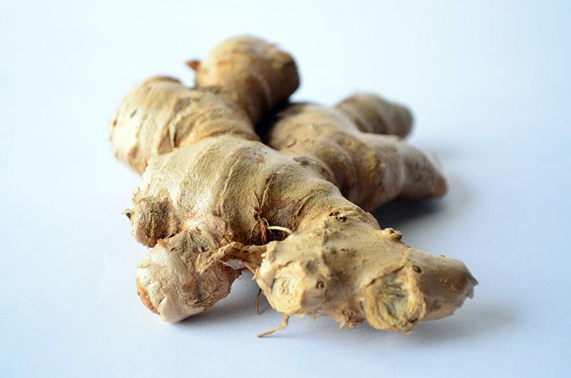 Ginger (ingefära) - Foto: PDPics, licens CC0, Pixabay.com