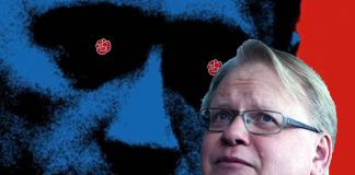 Russofobi - Montage: NewsVoice baserat på skärmdump från The Economist och foto på Peter Hultqvist av Tobias Wallström