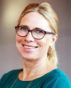 Annica Sohlström, generaldirektör (2016-) på Livsmedelsverket. Pressfoto från Livsmedelsverket