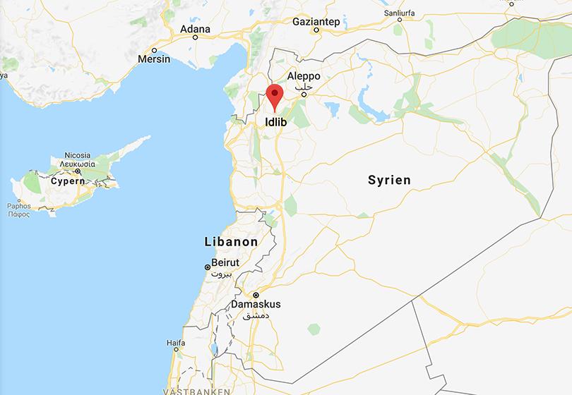 Idlib, Syria - Google Maps