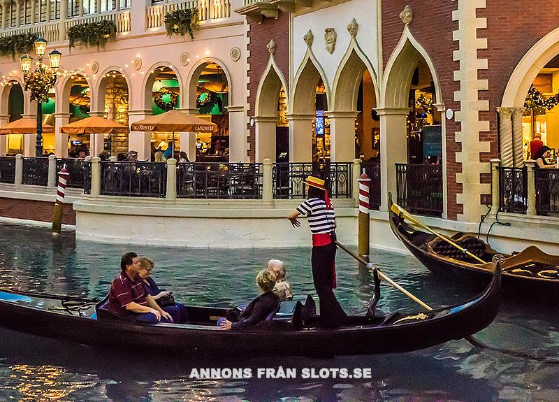 Lilla Venedig i Las Vegas, Nevada. Foto: Michelle Maria. Licens,: CC0 1.0, Pixabay.com