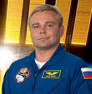 Maksim Viktorovich Surayev - Foto: NASA, Public Domain, Wikimedia Commons