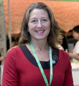 Pernille Bruusgaard, överläkare. Foto:Kristin Rosmo